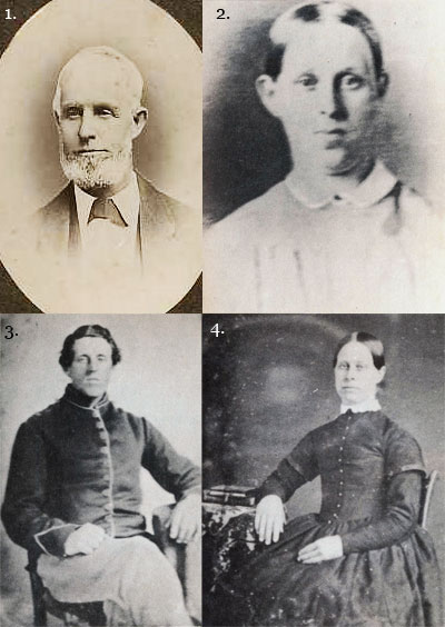 Children of John Conard and Sarah Child